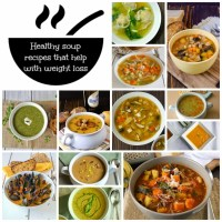 12 healthy soups to help with weight loss