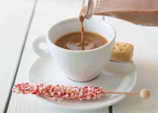 Cashew Milk Peppermint Mocha Coffee Creamer