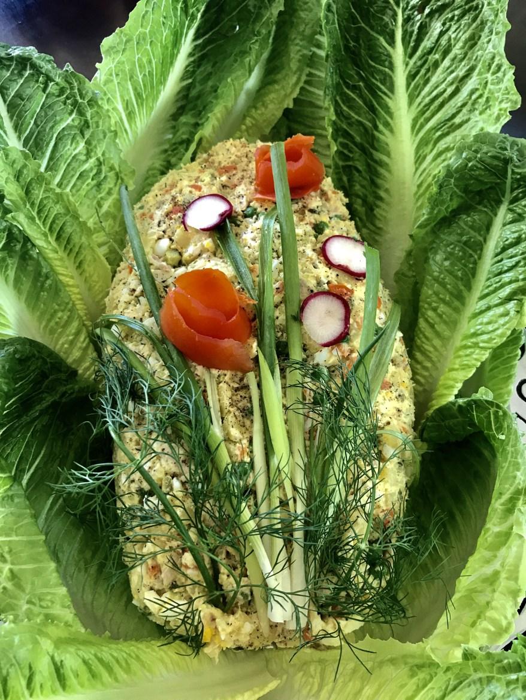 Persian chicken salad