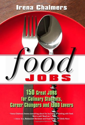 150 Food Jobs for Culinary Students book cover