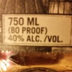 """What Does the Term """"Proof"""" Mean in Alcohol Liquors?"""