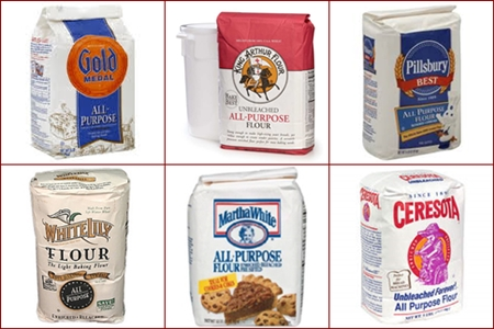 brands of all-purpose flour