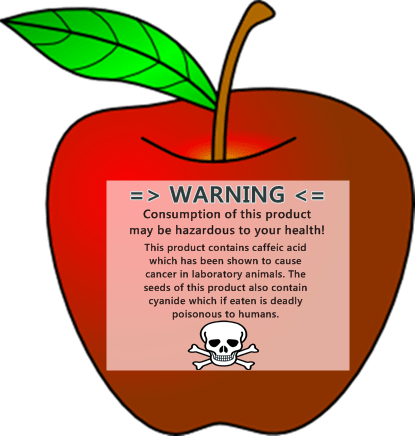 apple poison waning