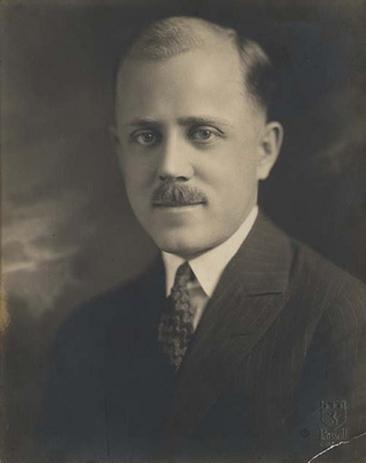 Christian Kent Nelson, inventor of the Eskimo Pie