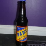 Bottle of Dad's Old Fashioned Root Beer
