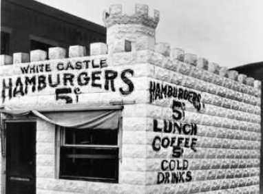 First White Castle Restaurant.