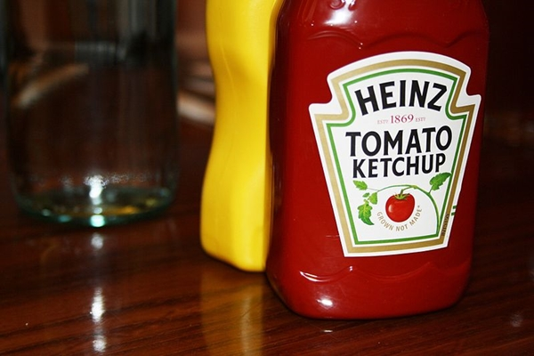 Heinz Ketchup and French's Mustard