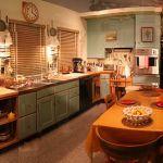 Julia Child Kitchen