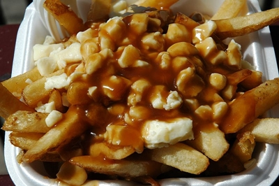 Poutine from Quebec
