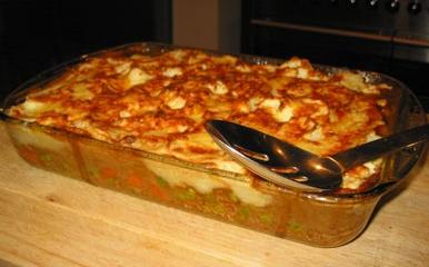 Shepherd's Pie Dish