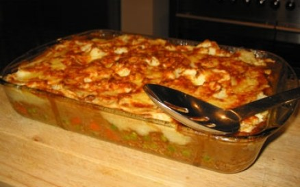 Shepherd's Pie Dish