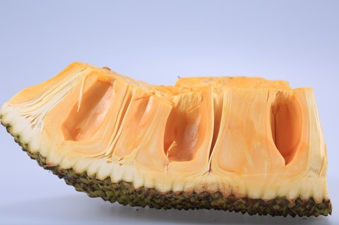 slice of jackfruit
