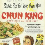 Vintage Chun King ad