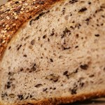 Multigrain whole grain bread