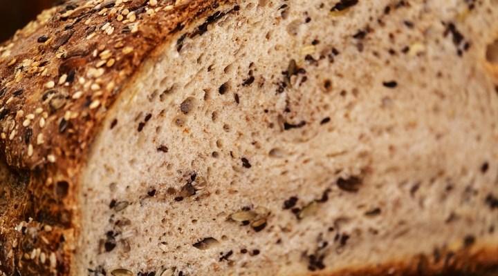 Multigrain whole grain bread