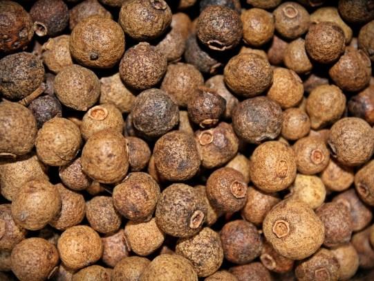Dried Whole Allspice