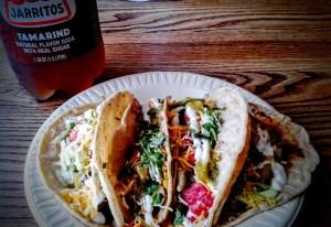 Tacos al Pastor, Barbacoa de Borrego, Lingua & Carnitas