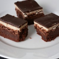 Layered Brownies