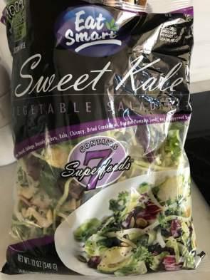 Kale salad kit