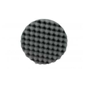 Optimum Black Waffle Pad - 5.5in