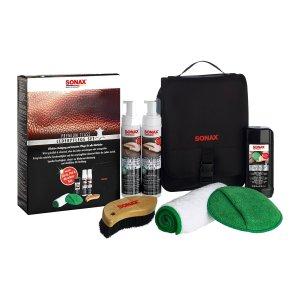 SONAX-PremiumClass-Leather Care Set
