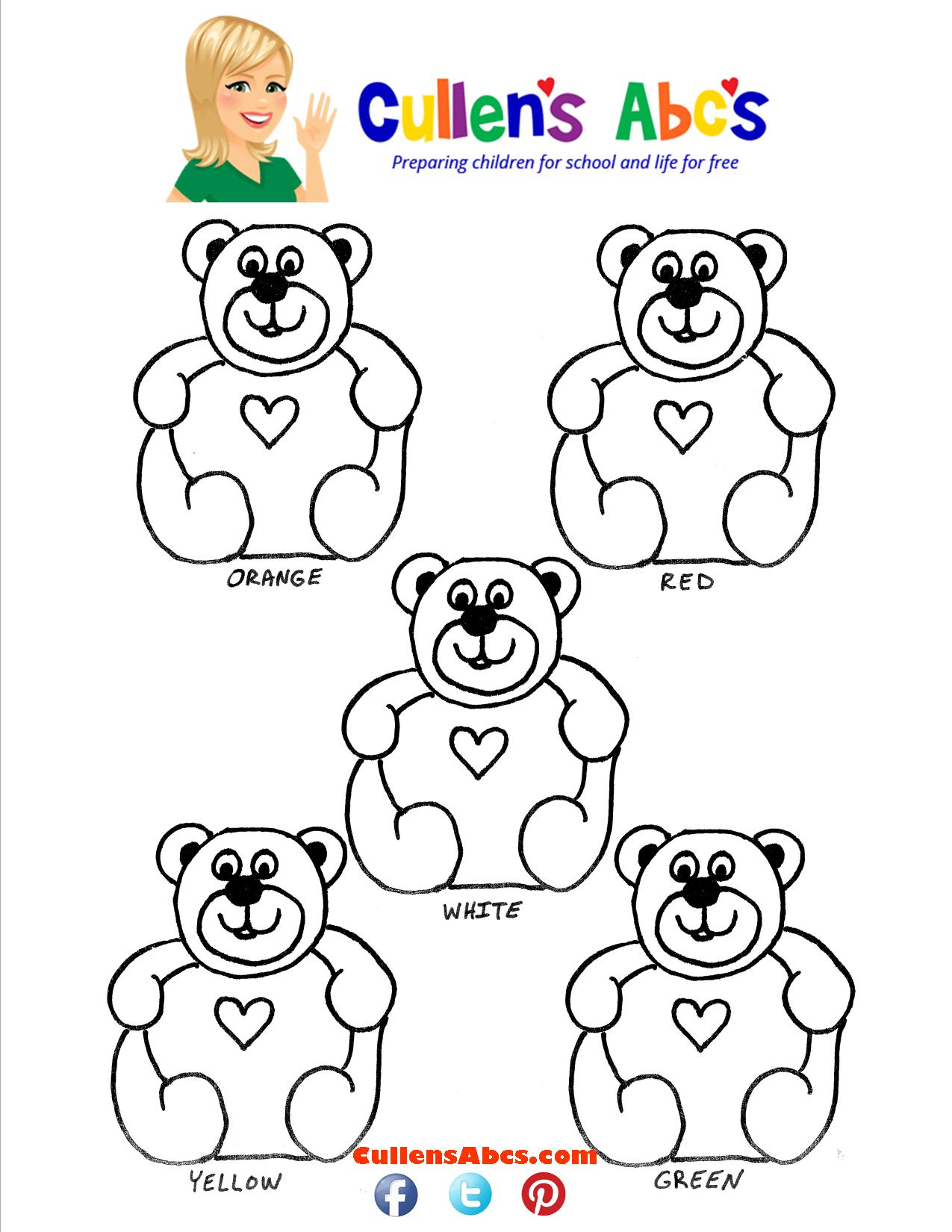 Gummy Bear Sorting