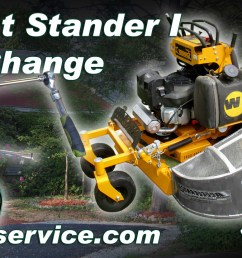 diy how to change the oil on a wright stander how to do it yourself [ 1280 x 720 Pixel ]