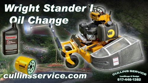 small resolution of diy how to change the oil on a wright stander how to do it yourself