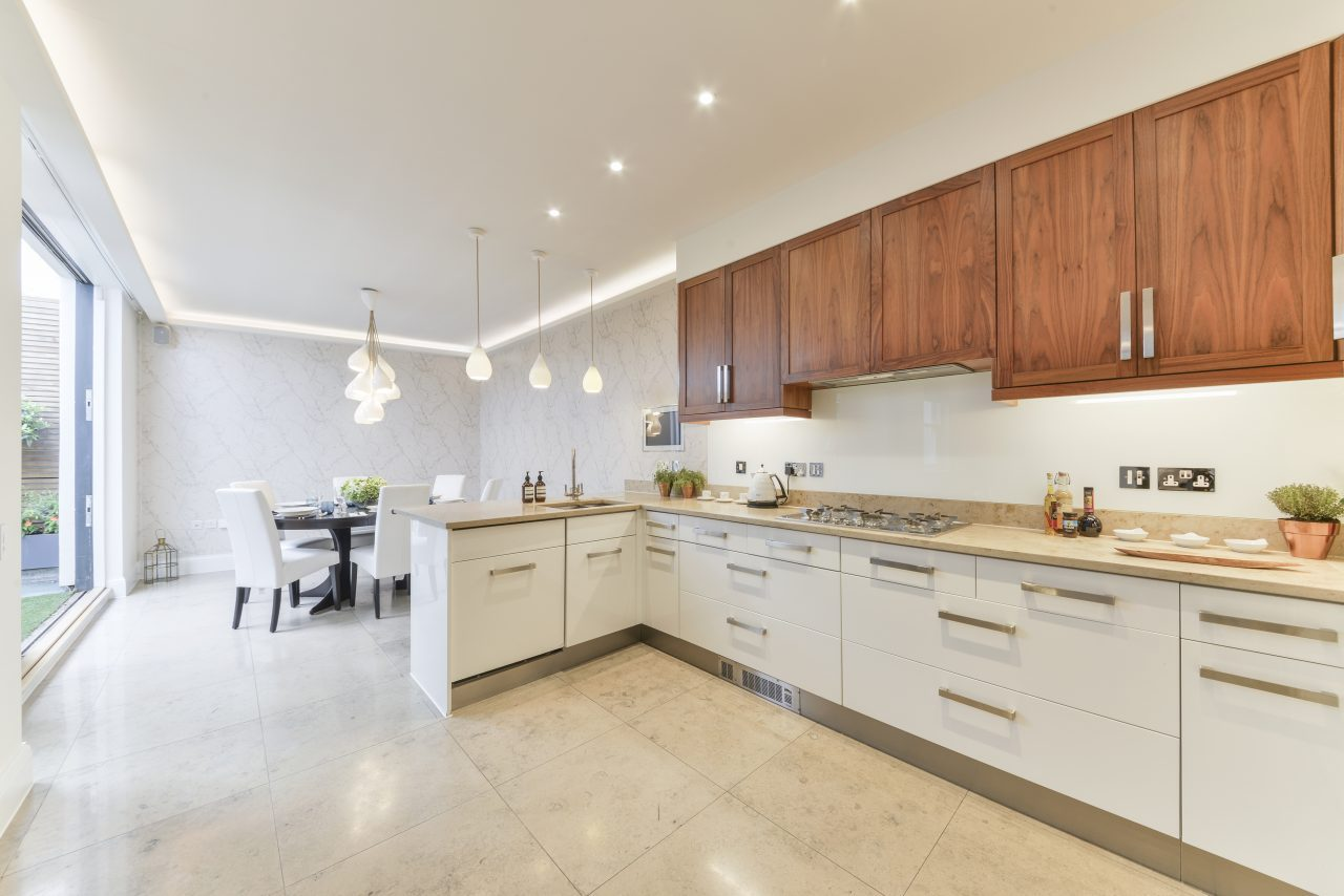 Basement kitchen-home-staged-by-cullum-design-london-uk-1