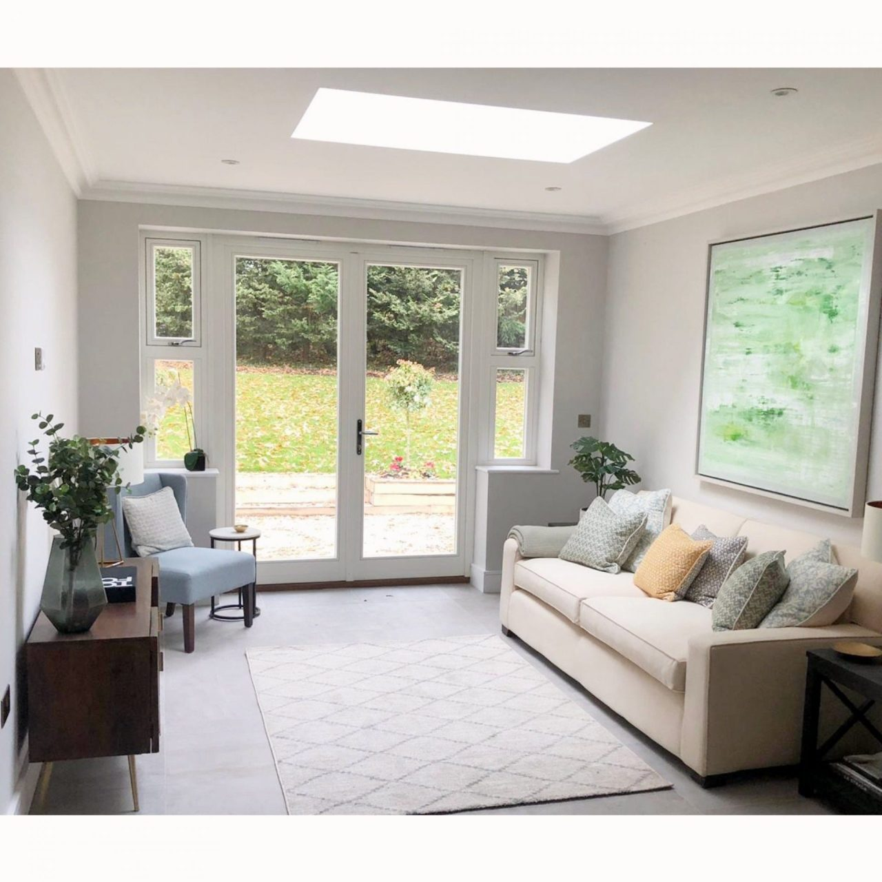 Property dressing for new build homes in West Sussex