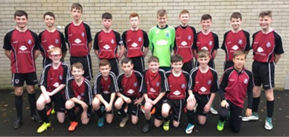 YEAR 10 BOYS PROGRESS TO 4TH ROUND OF NORTHERN IRELAND CUP