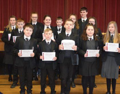Junior Reward Assembly