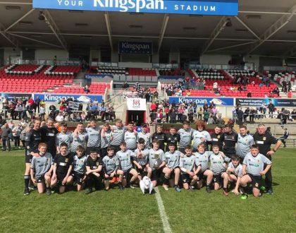 Ballymena Rugby Success