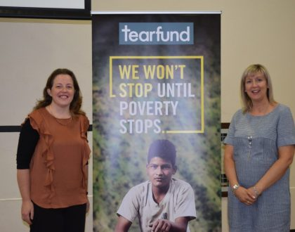 Tearfund Talk