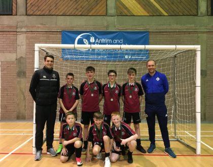 IFA Futsal Tournament