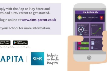 Last call to sign up for the Parents App!