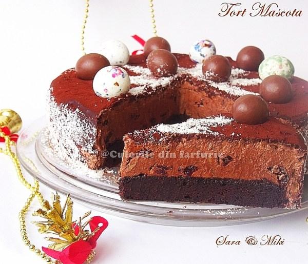 Tort Mascota 3