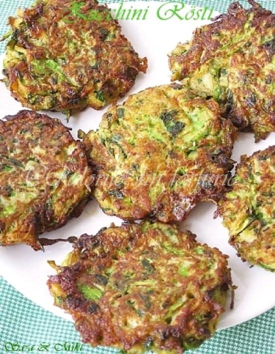 Zucchini Rösti 6