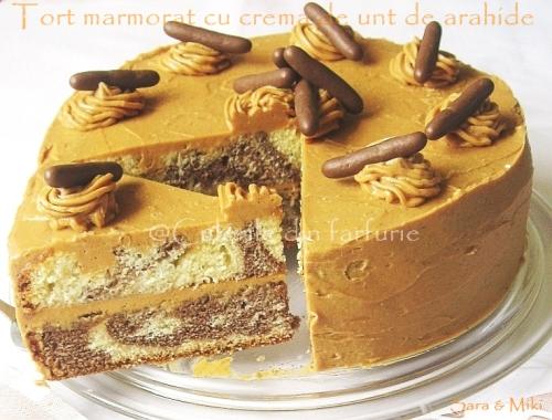 Tort-marmorat-cu-crema-de-unt-de-arahide-3-1
