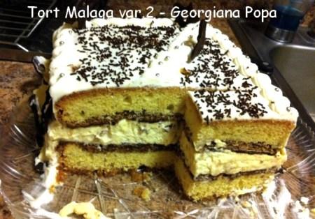 Tort Malaga 2 - Georgiana Popa