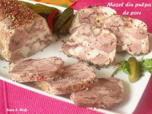 Mezel din pulpa de porc-2-1