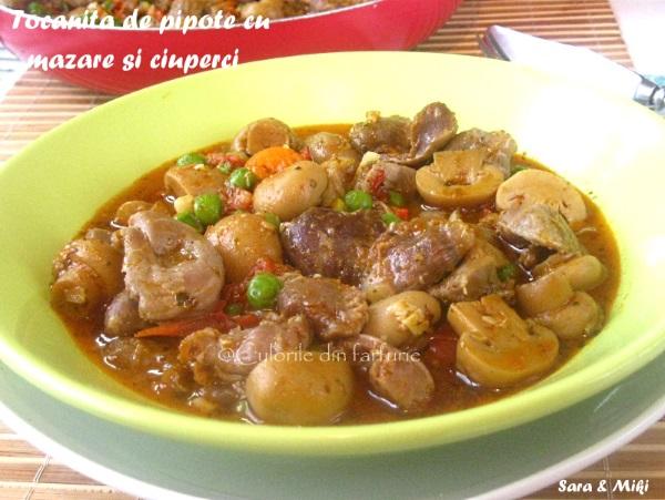 Tocanita-de-pipote-cu-mazare-si-ciuperci-3-1