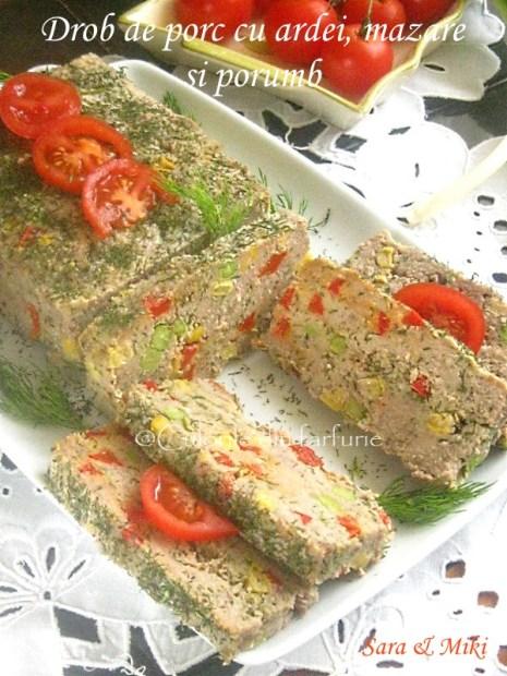 Drob-de-porc-cu-ardei-mazare-si-porumb-1