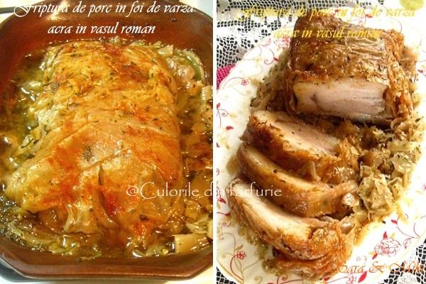 Friptura-de-porc-in-foi-de-varza-acra-in-vasul-roman-0