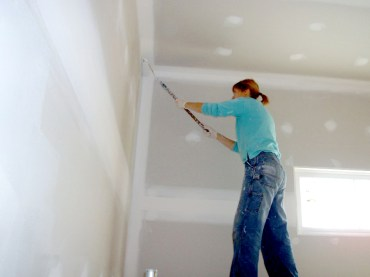 Priming Dry Wall
