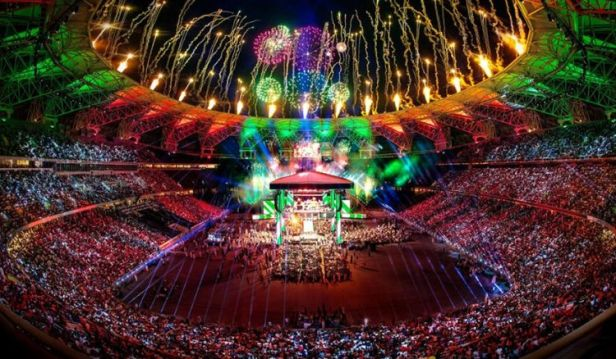 Report: WWE Set To Announce Another Pay-Per-View In Saudi Arabia ...