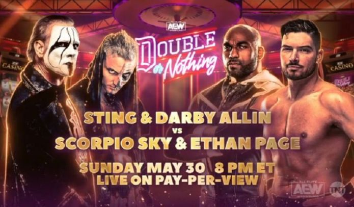 Sting Returning To In-Ring Action At AEW Double Or Nothing 2021 | Cultaholic