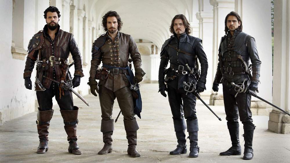 'The Musketeers' Season 3 episode guide