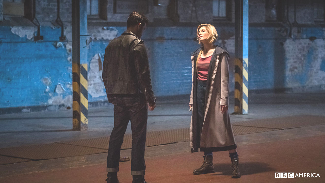 Image result for Rosa Doctor Who