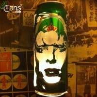 Cult Cans - David Bowie Ziggy 2